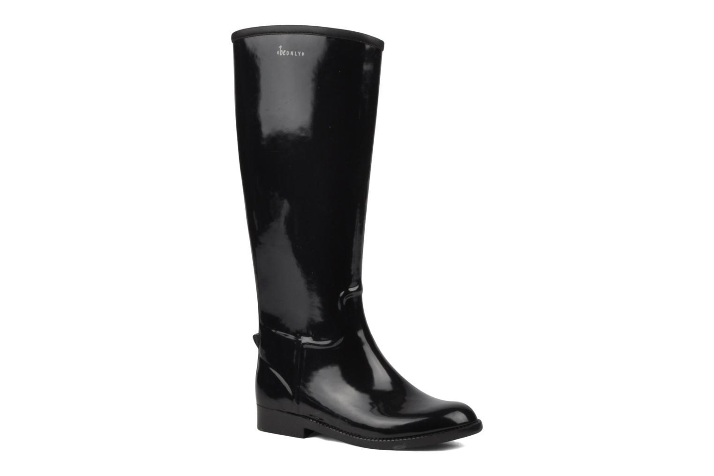 Chaussures de sport Be Only Cavalière Noir vue détail/paire