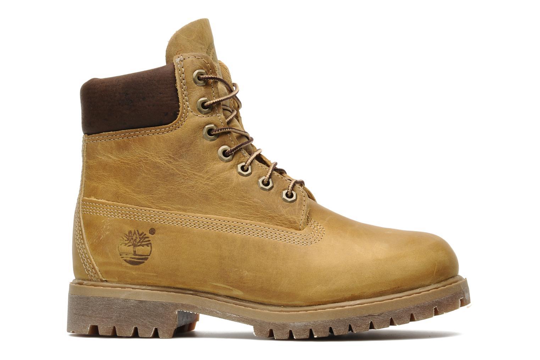 6 inch premium boot Wheat Burnished Full Grain