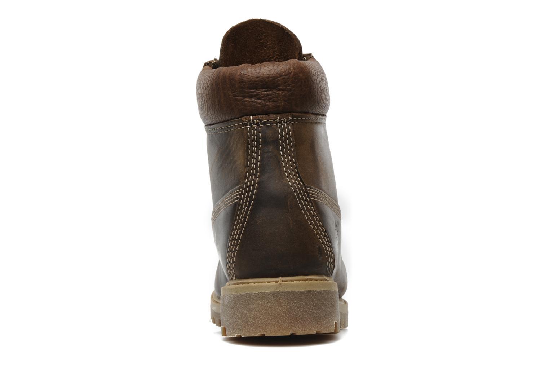 Stiefeletten & Boots Timberland 6 inch premium boot braun ansicht von rechts