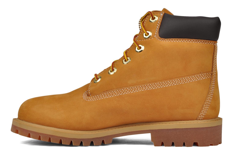6in premium boot Wheat Nubuck