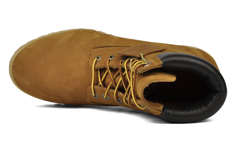 Botines  Timberland 6in premium boot Beige vista lateral izquierda
