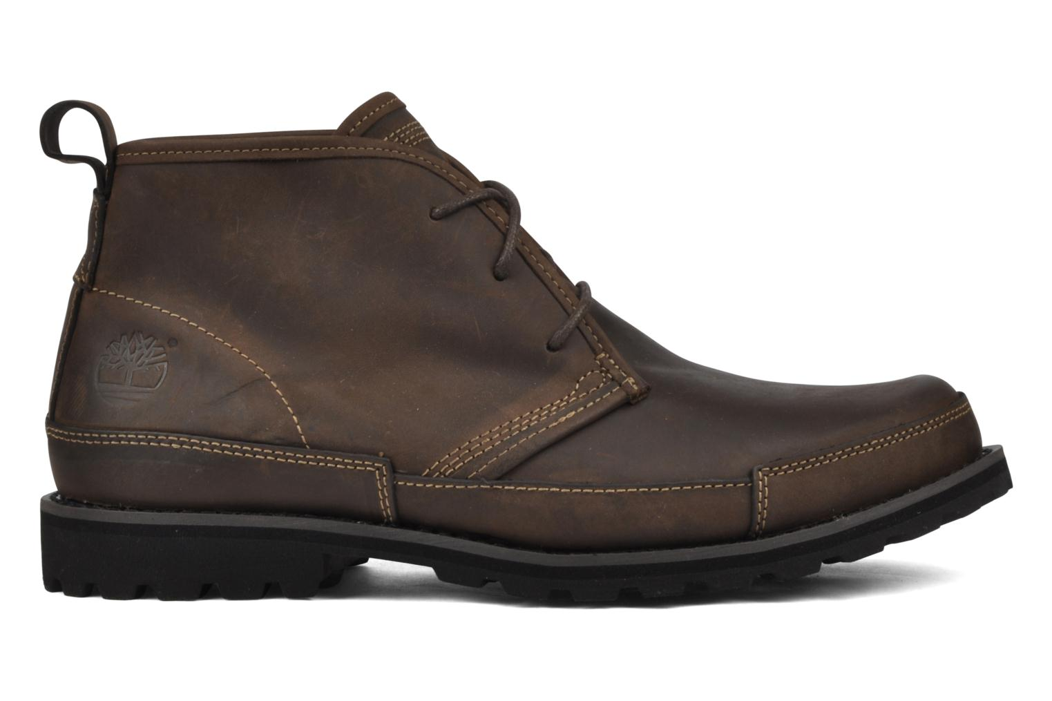 Chaussures à lacets Timberland Earthkeepers Barentsburg Leather Chukka Marron vue derrière