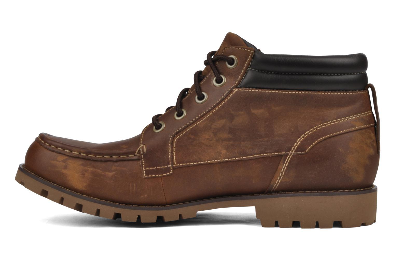 Bottines et boots Timberland 5I HS Tan flash tan Marron vue face