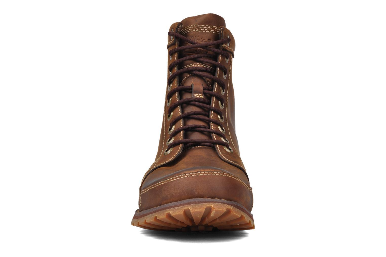 Boots en enkellaarsjes Timberland Earthkeepers Burn Bruin model