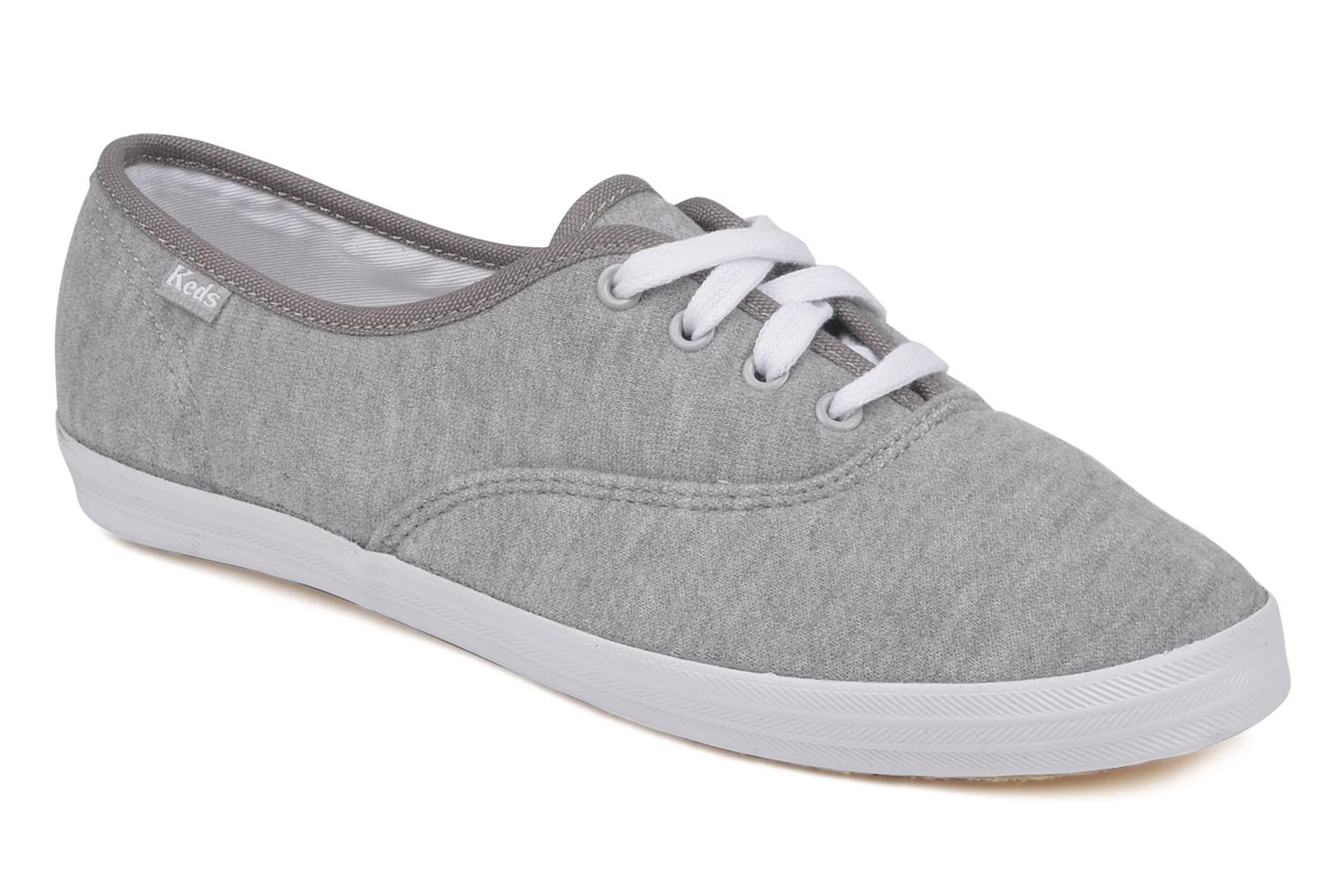 Trainers Keds Champion jersey Grey detailed view/ Pair view