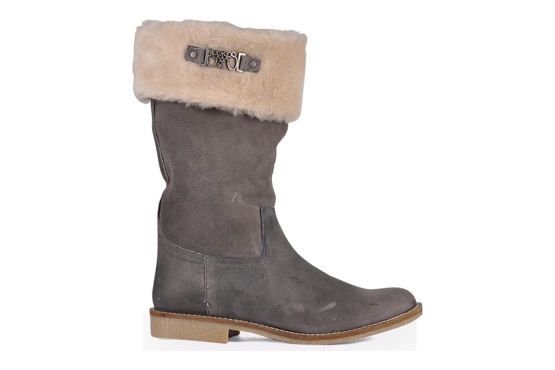 Stiefeletten & Boots Le temps des cerises Forea grau ansicht von hinten