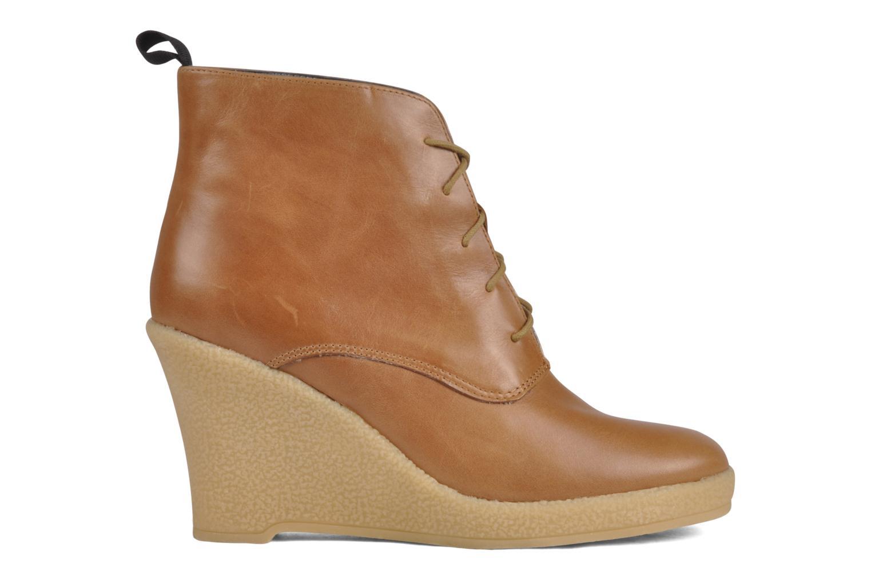 Bottines et boots Mellow Yellow Ibizenca Marron vue derrière
