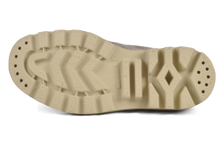 Sneakers Palladium Pampa high vnt 14466 Grigio immagine dall'alto