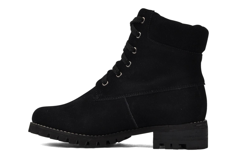 Bottines et boots Rose & Martin Mya Noir vue face