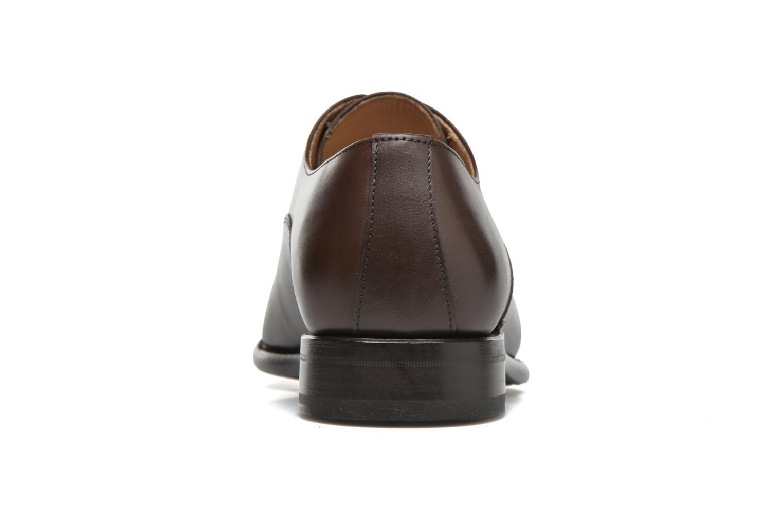 Chaussures à lacets Finsbury Consul Marron vue droite