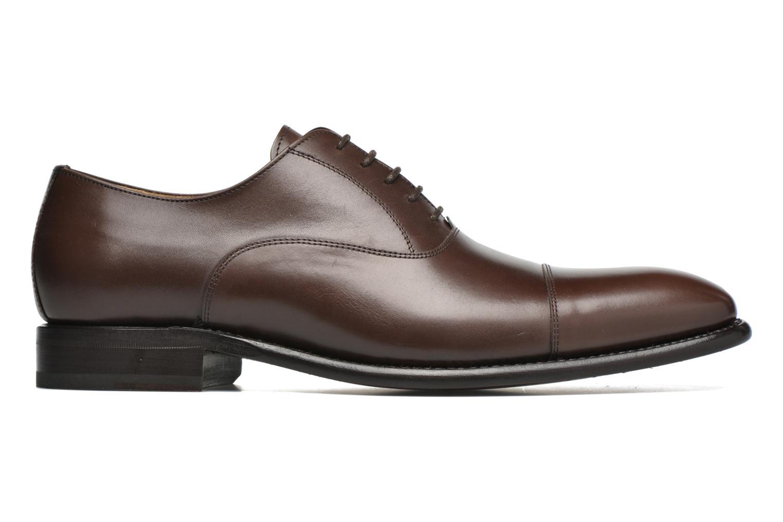 Chaussures à lacets Finsbury Consul Marron vue derrière
