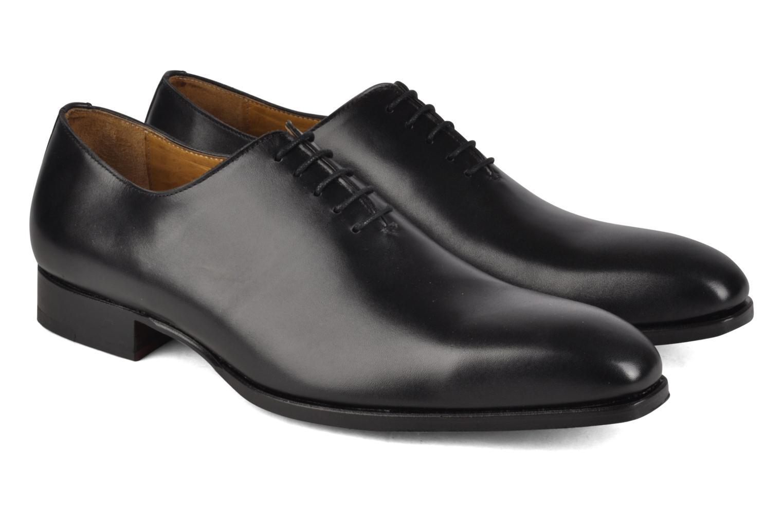 Chaussures à lacets Finsbury Broadway Noir vue 3/4