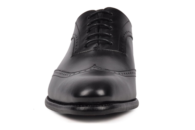 Chaussures à lacets Finsbury Belair Noir vue portées chaussures