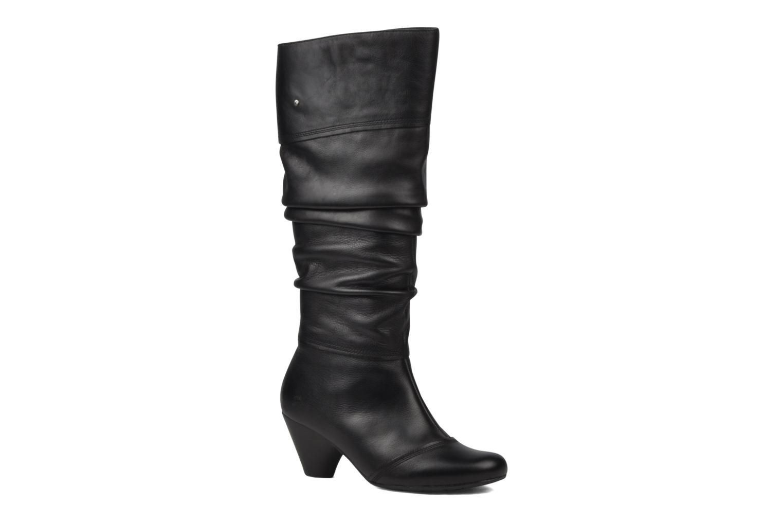 Stiefel Pikolinos Cuba 9818 schwarz detaillierte ansicht/modell