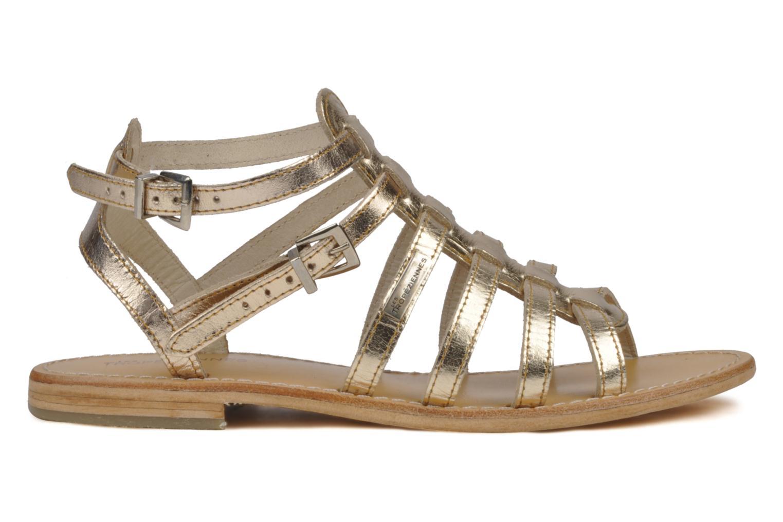 Sandali e scarpe aperte Les Tropéziennes par M Belarbi Hic Oro e bronzo immagine posteriore