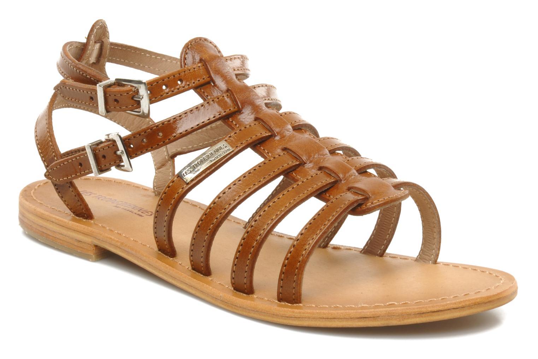 Sandali e scarpe aperte Les Tropéziennes par M Belarbi Hic Marrone vedi dettaglio/paio