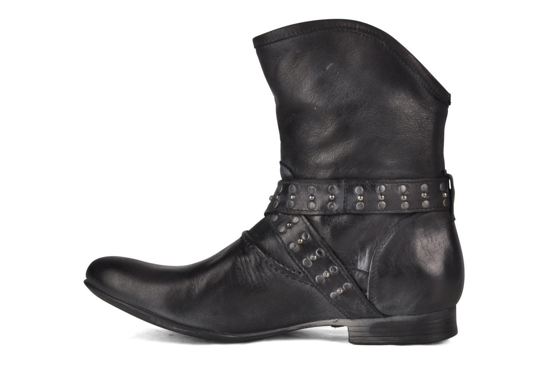 Bottines et boots Koah Kristy Noir vue face