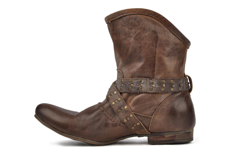 Stiefeletten & Boots Koah Kristy braun ansicht von vorne