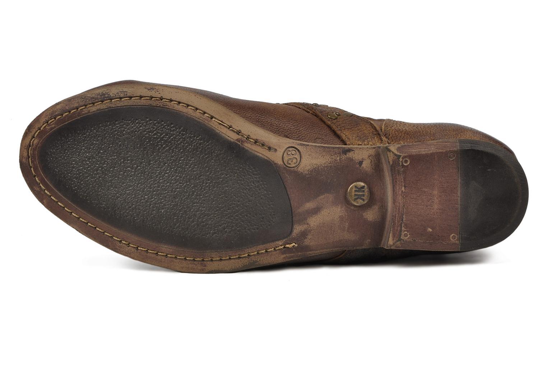 Boots en enkellaarsjes Koah Kristy Bruin boven