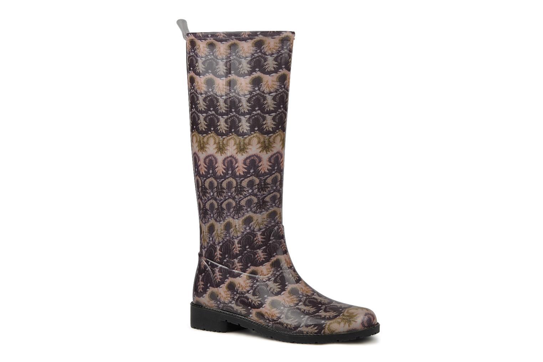 Støvler & gummistøvler Missoni Hepburn Brun detaljeret billede af skoene