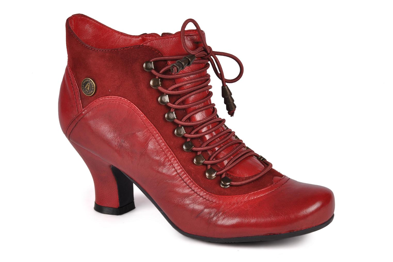 Grandes (Rojo) descuentos últimos zapatos Hush Puppies Vivianna (Rojo) Grandes - Botines  Descuento 442d2e