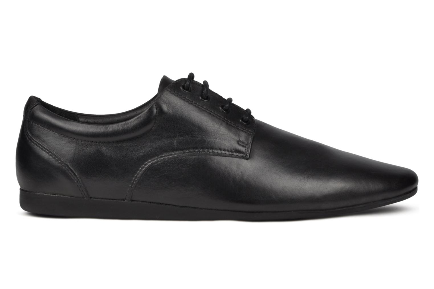 Lace-up shoes Schmoove Fidji New Derby Black back view