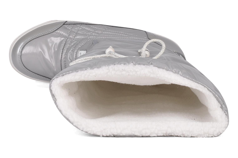 Stiefel Onitsuka Tiger Sekka Flake Lux W silber ansicht von links