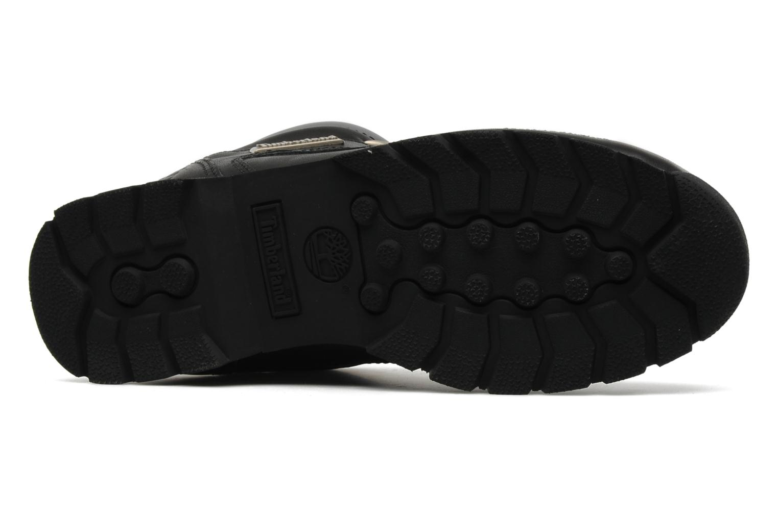 Lace-up shoes Timberland Euro Sprint Black view from above