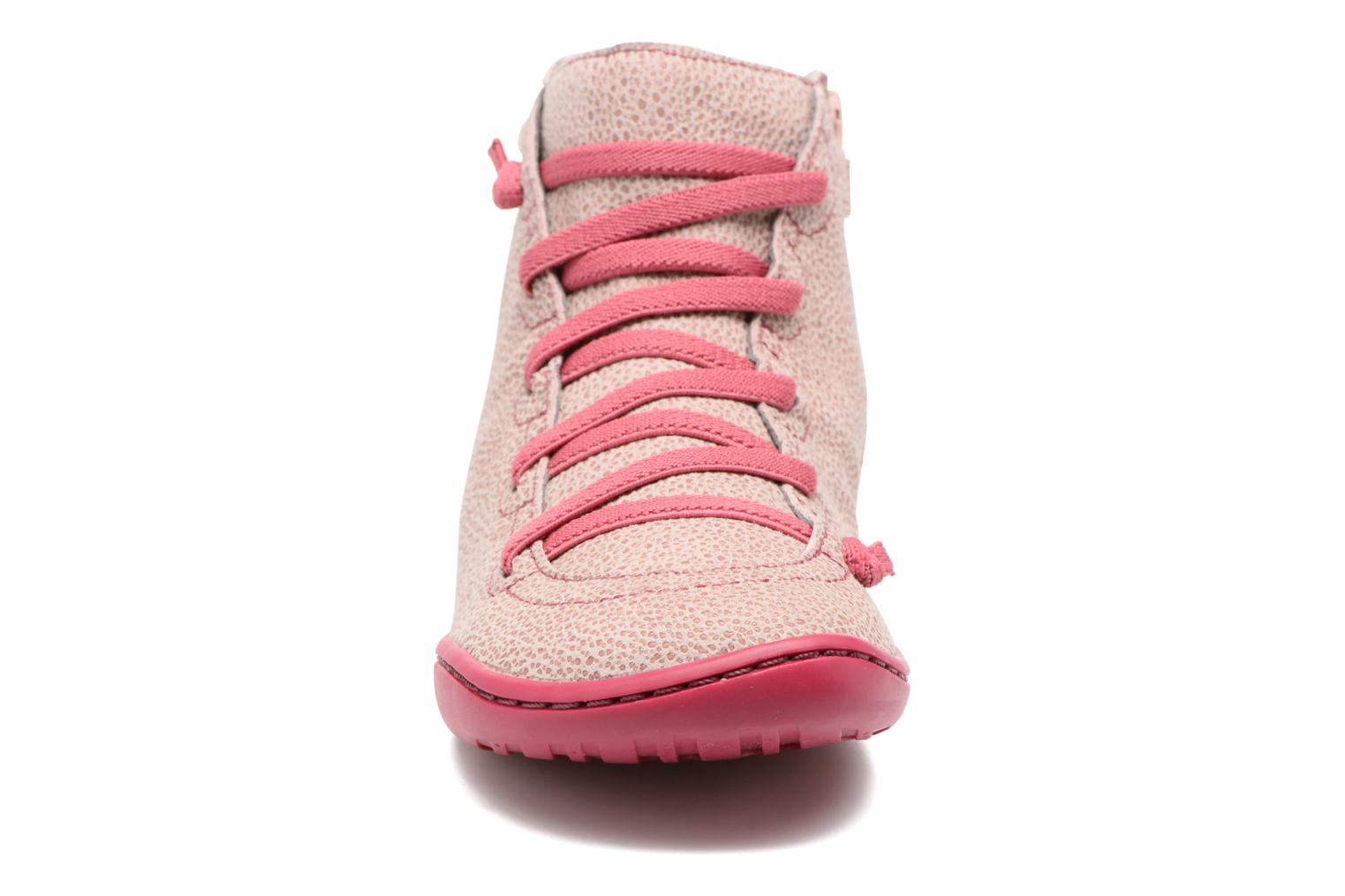 Ankle boots Camper Peu cami 90085 Pink model view
