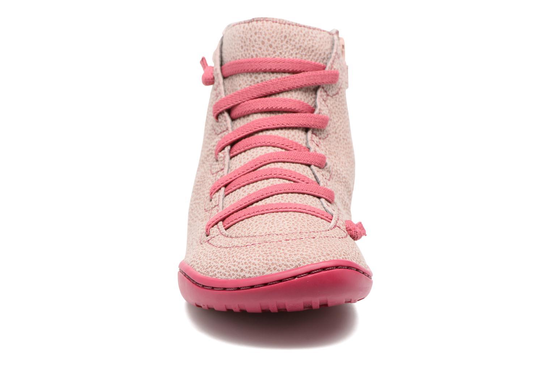 Ankelstøvler Camper Peu cami 90085 Pink se skoene på