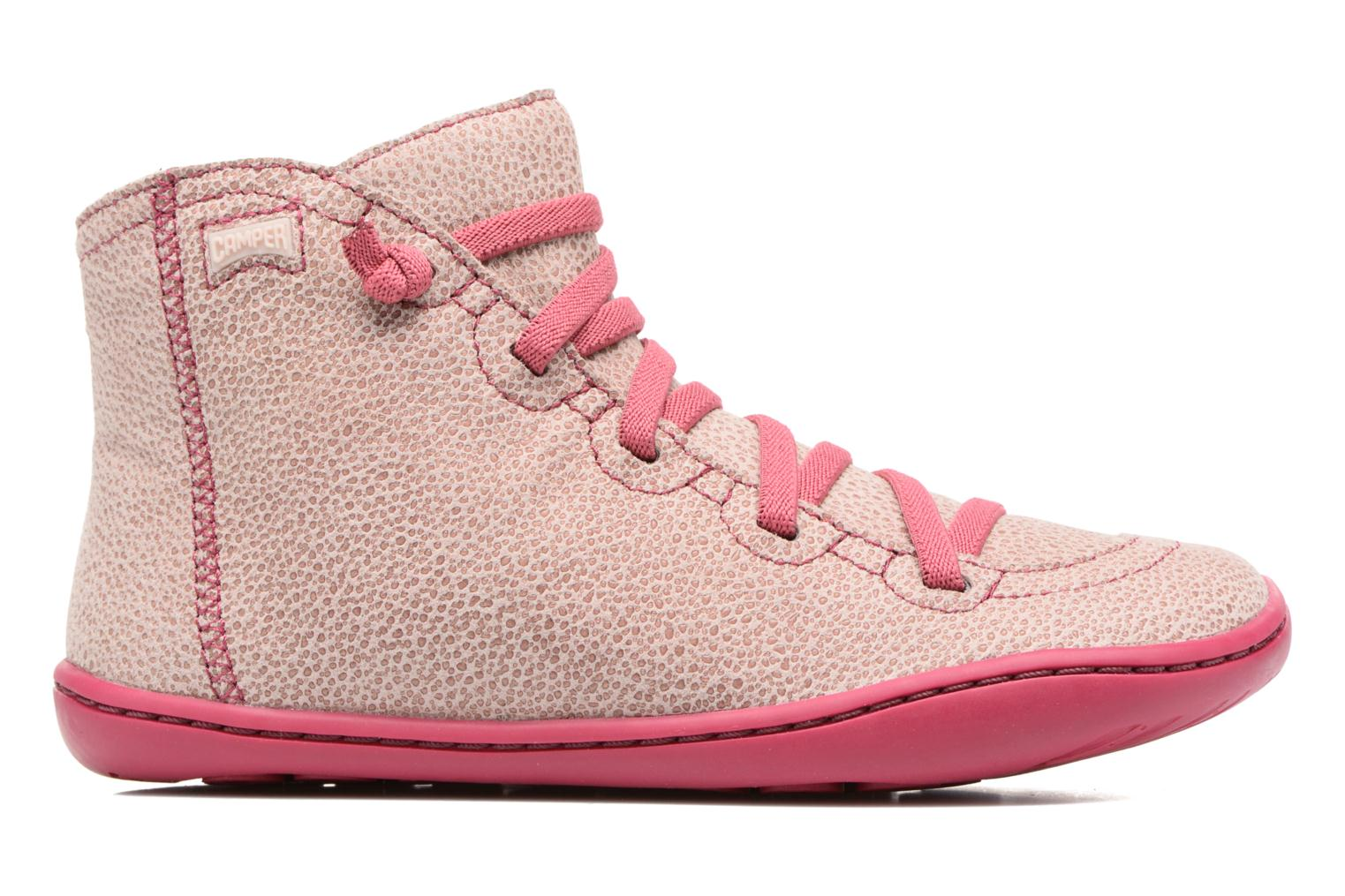 Ankle boots Camper Peu cami 90085 Pink back view