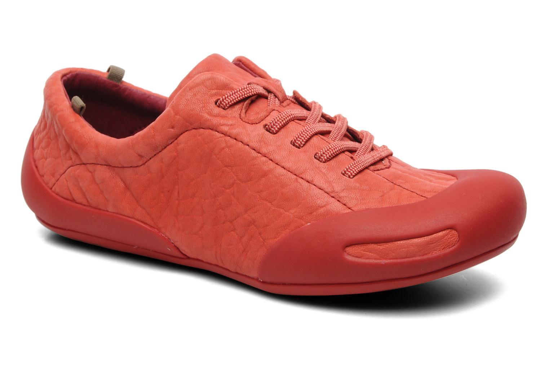 Camper Noon - Baskets en cuir - rouge Fx4iY