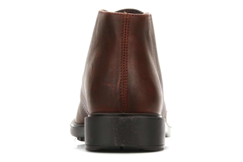 Chaussures à lacets Camper 1912 36426 Marron vue droite
