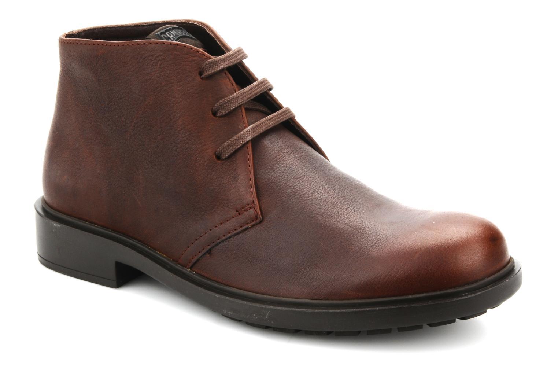 Chaussures à lacets Camper 1912 36426 Marron vue détail/paire
