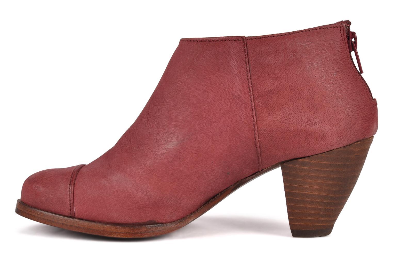 Bottines et boots Camper Annie alto 46335 Rouge vue face