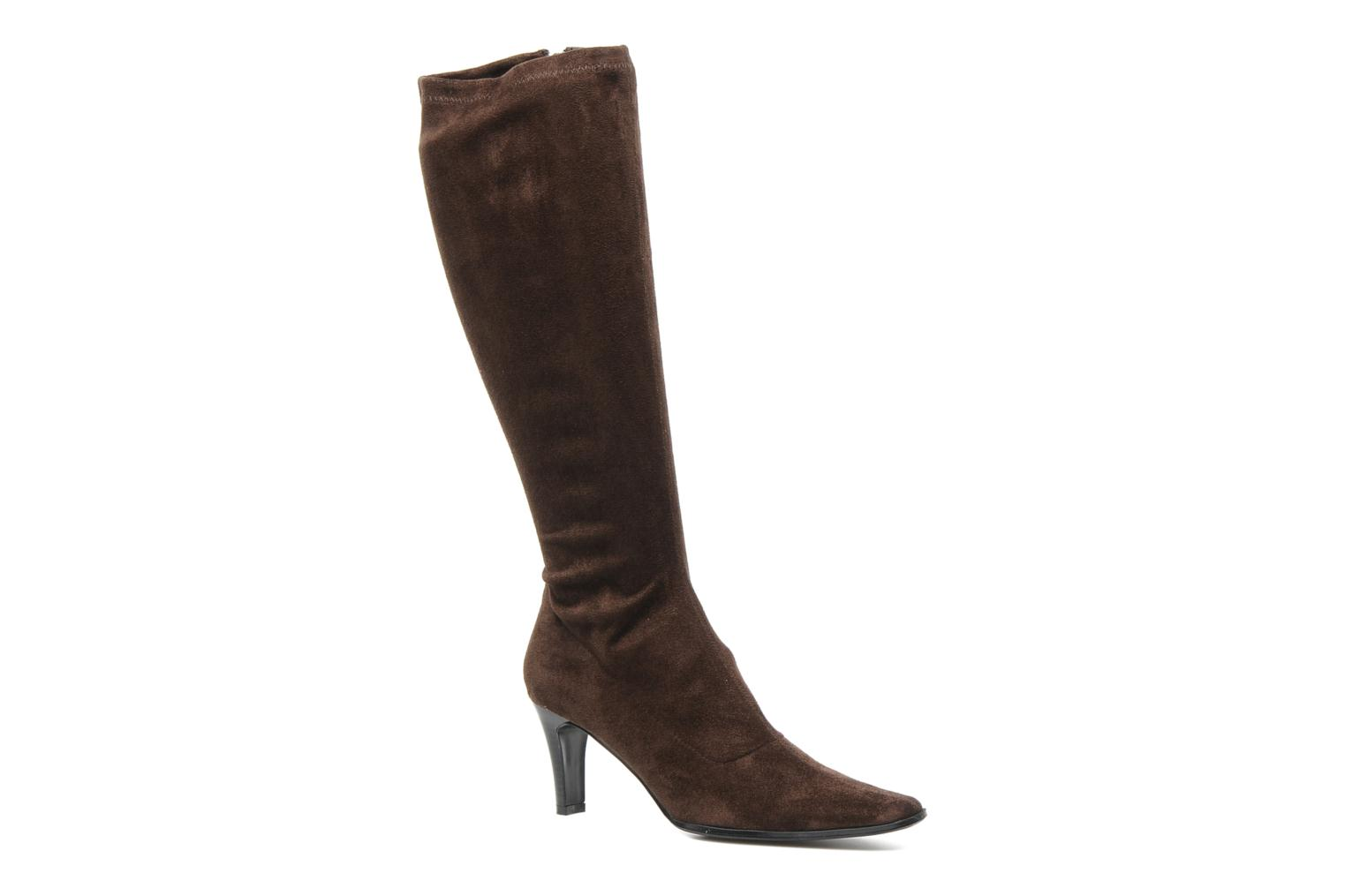 Doris stretch marron