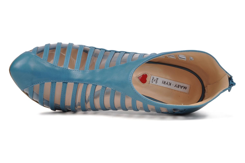 Stiefeletten & Boots Mary-Kyri Zoa blau ansicht von links