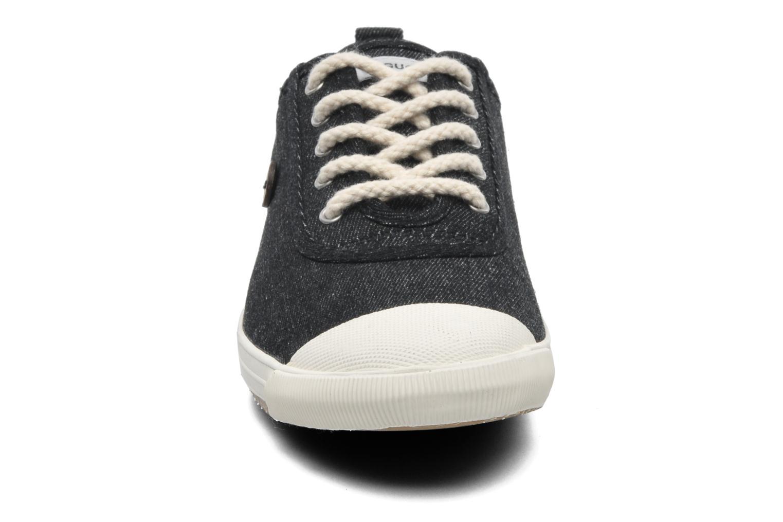 Baskets Faguo Oak m Noir vue portées chaussures
