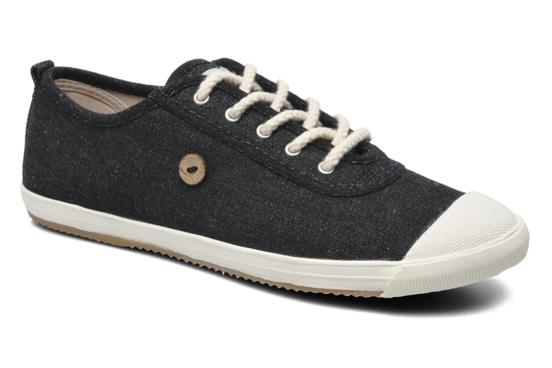 Sneaker Faguo Oak m schwarz detaillierte ansicht/modell