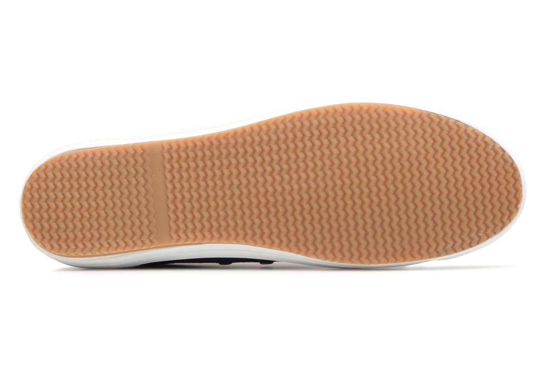 Sneaker Faguo Oak m blau ansicht von oben