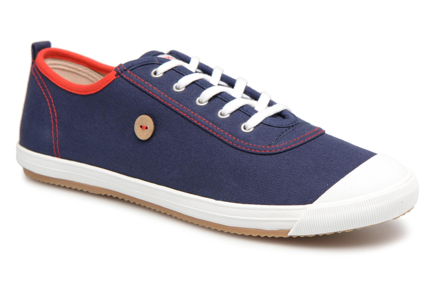 Trainers Faguo Oak m Blue detailed view/ Pair view