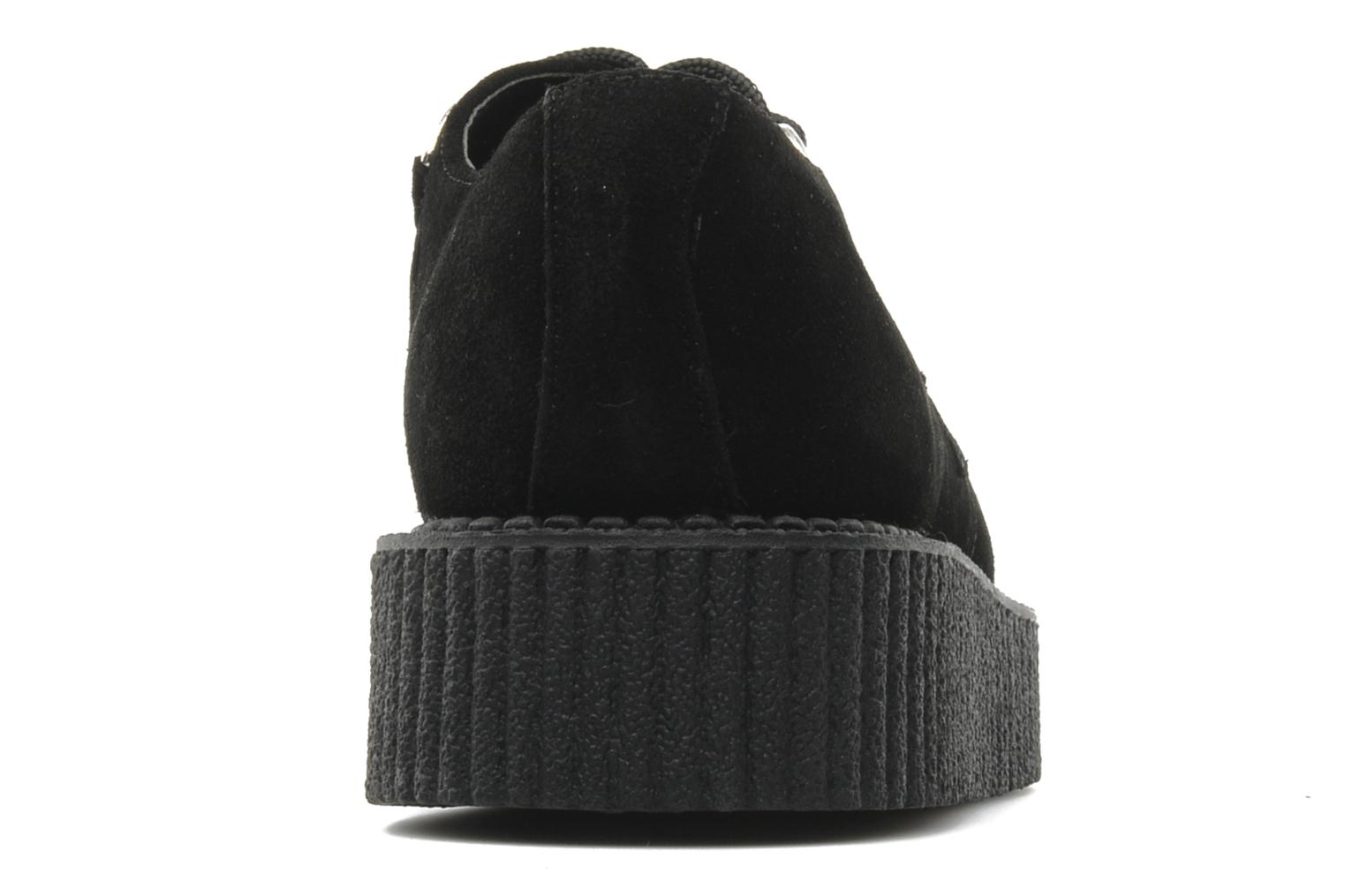 Mondo lo creeper Black Suede