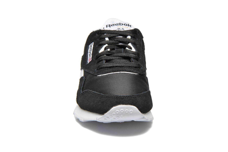Sneakers Reebok Classic Nylon W Sort se skoene på