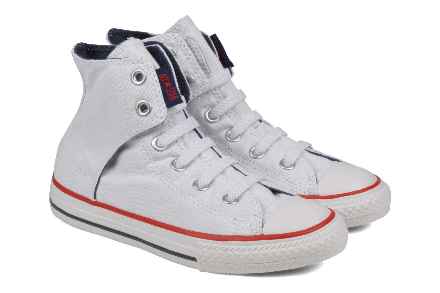 Sneakers Converse Chuck taylor all star easy slip hi K Wit 3/4'