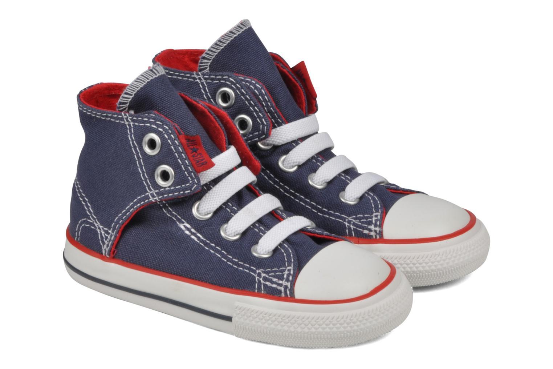 Sneakers Converse Chuck taylor all star easy slip hi K Blauw 3/4'