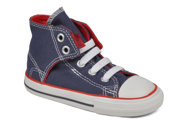 Sneakers Converse Chuck taylor all star easy slip hi K Blauw detail