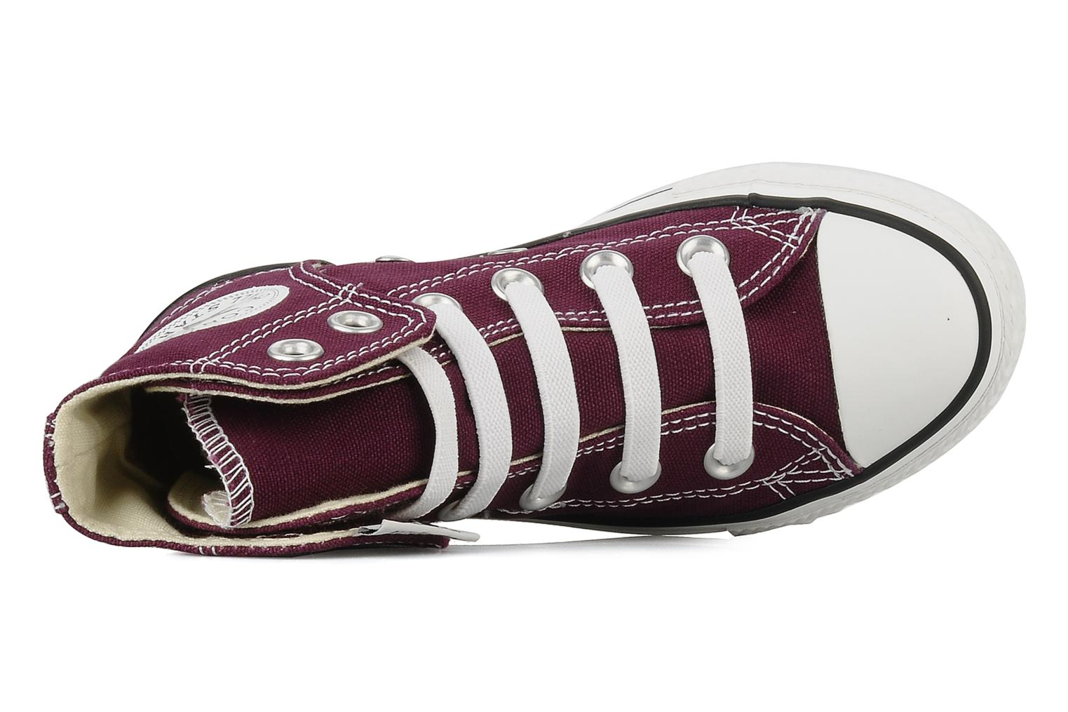 Chuck taylor all star easy slip hi K Raisin