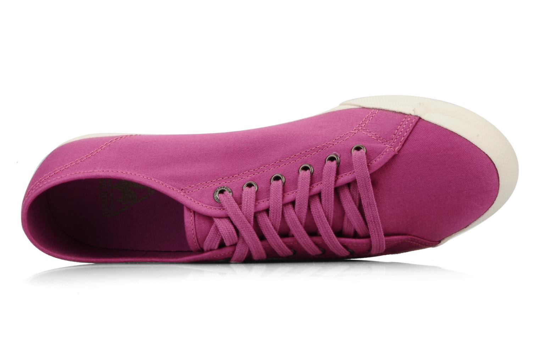 Sneakers Le Coq Sportif Deauville lp w Paars links