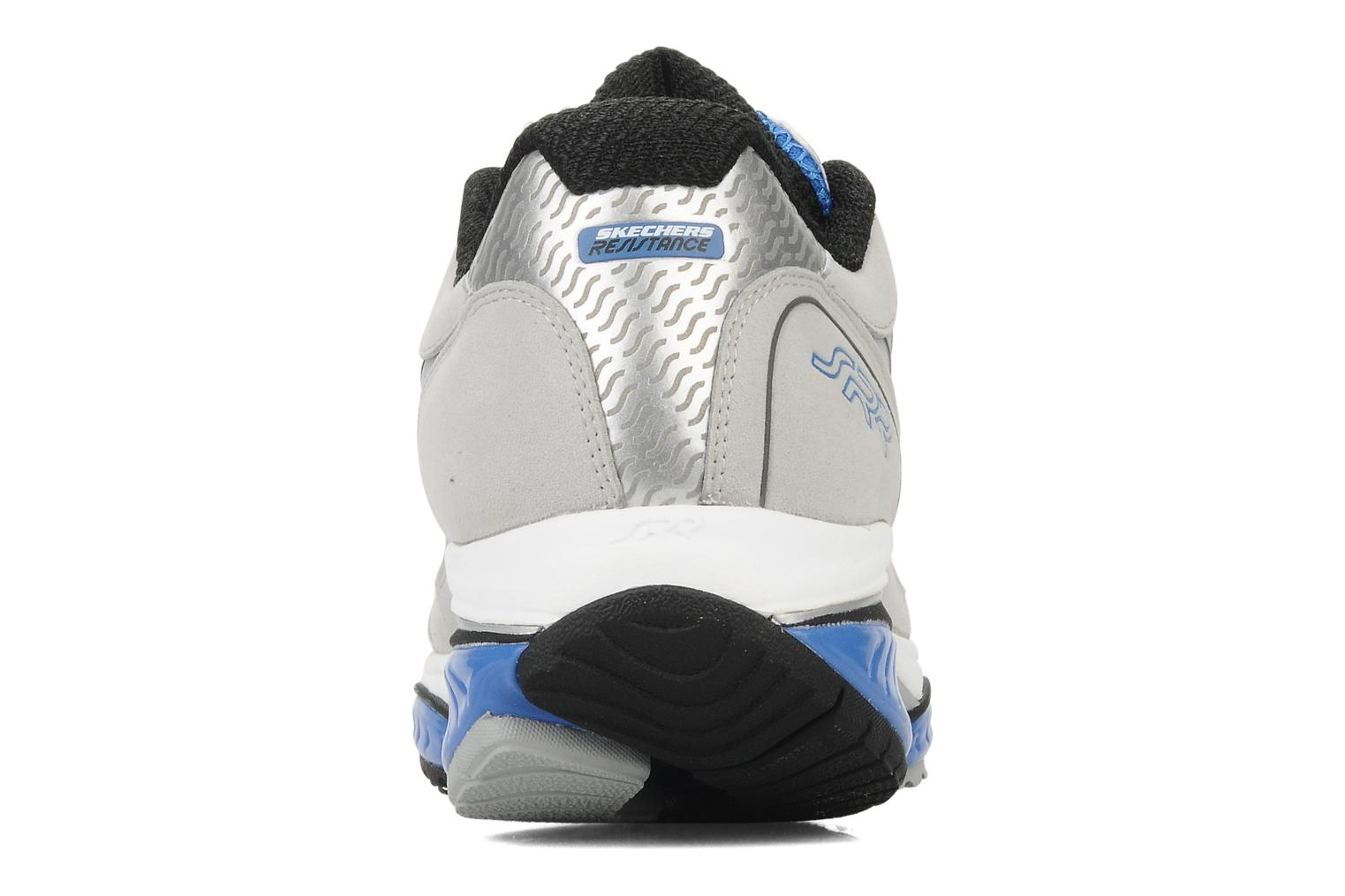 Sport shoes Shape-Ups Resistor 52080 Grey view from the right