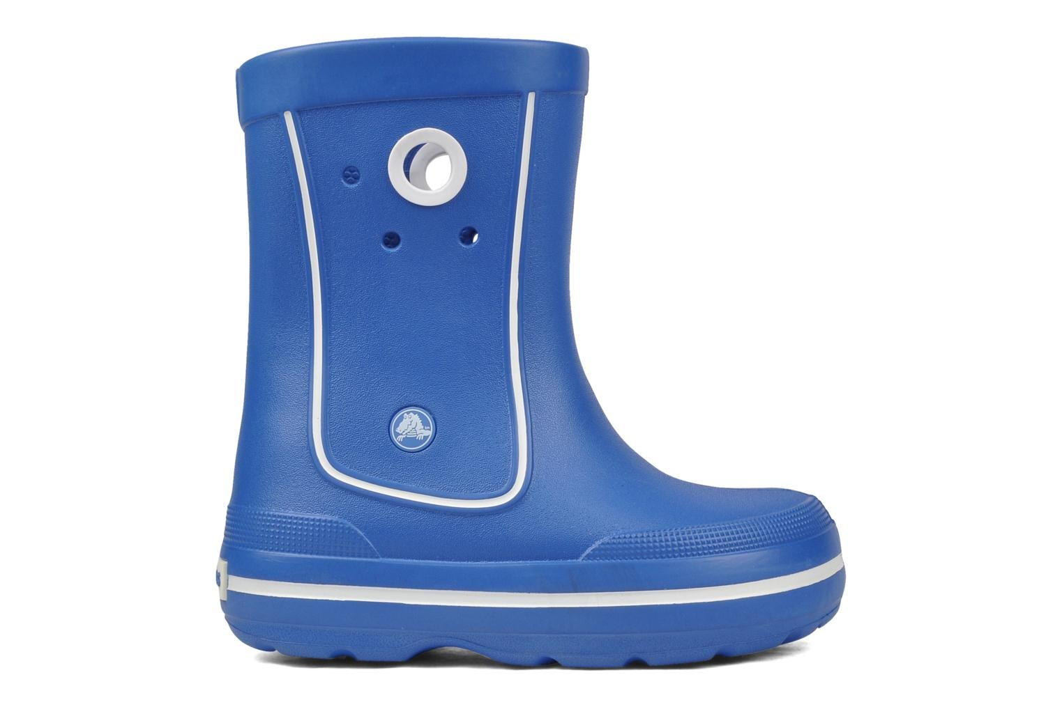 Boots & wellies Crocs Crocband jaunt Blue back view